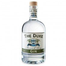 Ginebra The Duke Orgánica 45% 70cl. The Duke. [Caja de 6 unidades]