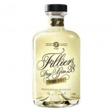 Ginebra Filliers Barrel Aged 43,7% 50cl. Filliers. [Caja de 6 unidades]