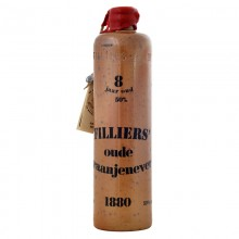 Ginebra Filliers 8 Years Old 50% 70cl. Filliers. [Caja de 6 unidades]
