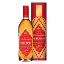 Whisky The Antiquary Blended Scotch Etiqueta Roja 40% 70cl. The Antiquary. [Caja de 6 unidades]