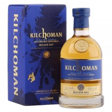 Whisky Kilchoman Single Malt Machir Bay 46% 5cl. Kilchoman. [Caja de 48 unidades]