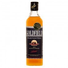 Whisky Goldfield Blended Scotch 40% 70cl. Goldfield. [Caja de 12 unidades]