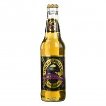 Flying Cauldron Butterscotch Beer (Cerveza de Mantequilla sin alcohol) 355ml. Reed's. [Caja de 24 unidades]