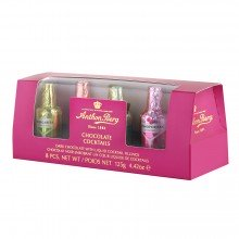 Chocolate Cocktails 8pcs 125gr. Anthon Berg. [Caja de 12 unidades]