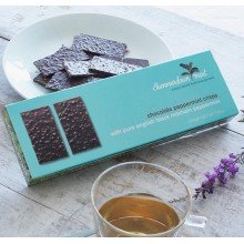 Chocolate Mint Crisps 200gr. Summerdown Mint. [Caja de 8 unidades]