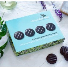 Chocolate Peppermint Creams 200gr. Summerdown Mint. [Caja de 8 unidades]