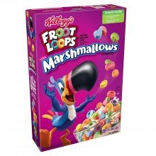 Cereales Froot Loops with Marshmallows 297gr. Froot Loops. [Caja de 16 unidades]