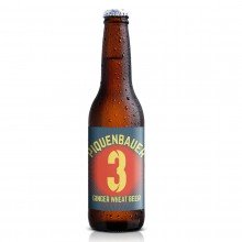 Piquenbauer 'Ginger Wheat Beer' 330ml. Barcelona Beer Company. [Caja de 24 unidades]