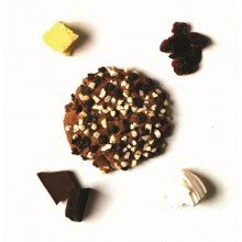 American Cookies Rocky Mountain Road 60gr. The Fine Cookie Co. [Caja de 36 unidades]