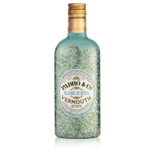 Vermouth Blanco Reserva 75cl. Padró & Co. [Caja de 6 botellas]