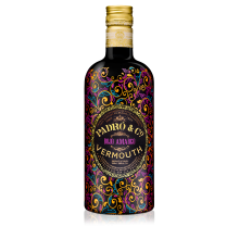 Vermouth Rojo Amargo 75cl. Padró & Co. [Caja de 6 botellas]