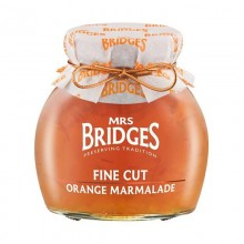 Fine Cut Orange 340gr. Mrs. Bridges. [Caja de 6 unidades]