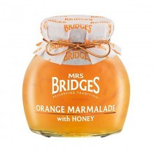 Orange & Honey 340gr. Mrs. Bridges. [Caja de 6 unidades]