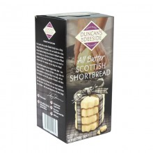 All Butter Scottish Shortbread 200gr. Duncans of Deeside. [Caja de 12 unidades]